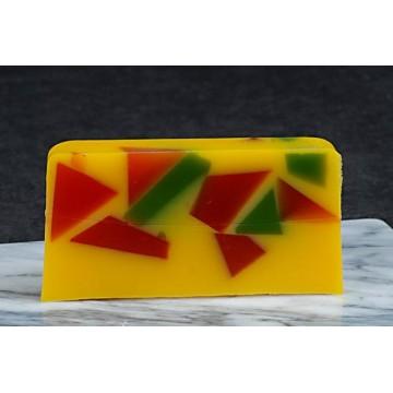01 Aromatherapeutische Naturseife / Duftseife Mango
