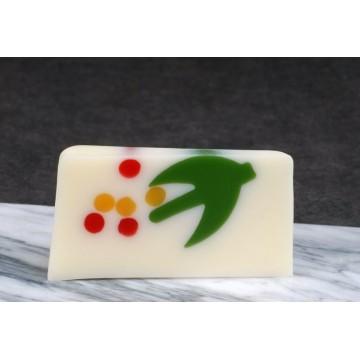 45 Aromatherapeutische Naturseife / Duftseife Tutti Frutti mit Molke