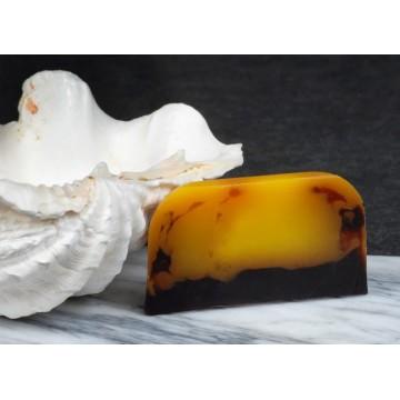 38 Aromatherapeutische Naturseife / Duftseife Gold Schokolade