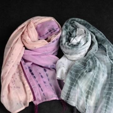 1310 Unicolor Schal