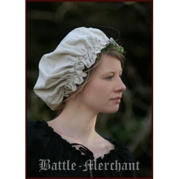 Mittelalterliche Damenhaube