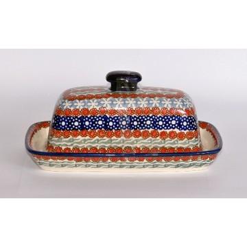 Bunzlauer Keramik 80/137M BUTTERDOSE