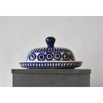 Bunzlauer Keramik 18/34M BUTTERDOSE