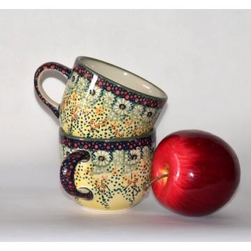 Bunzlauer Keramik 17/95M BECHER 2Stk