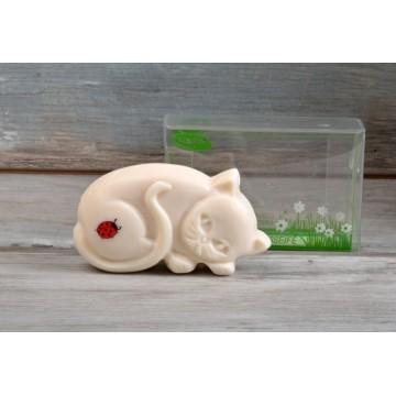 """Dekorative natürliche Seife """"Kätzchen"""", 100g"""